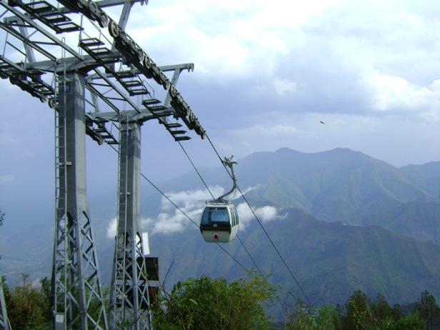 Cable car ride to Manokamana Devi DSC01917 Anurag Mallick