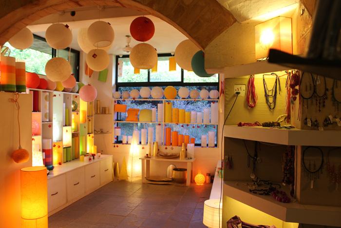 Auroville Handicrafts Redscarab