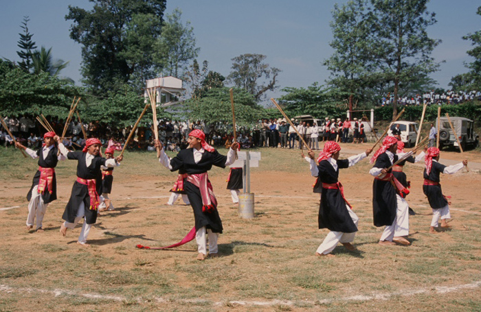 Kodugu Family Hockey Festival