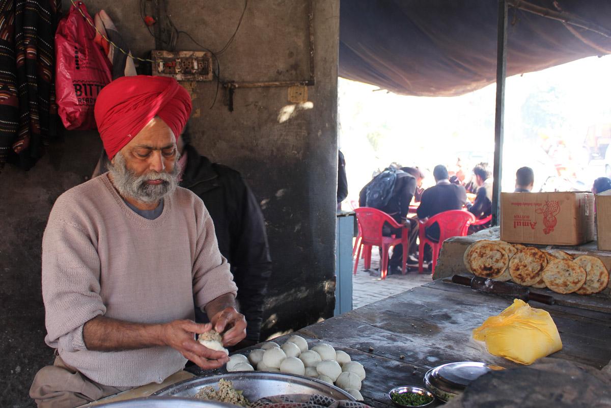 Gyan di lassi redscarab for Amritsari cuisine