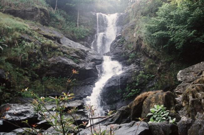 Irpu Falls Coorg_Anurag Mallick