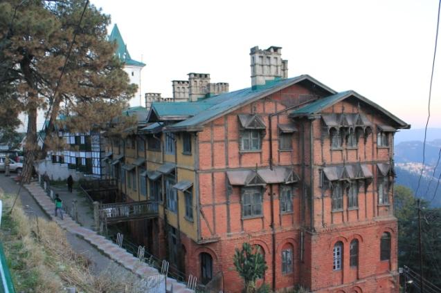 IMG_6519 Shimla Heritage Walk - Dusk_Anurag Priya