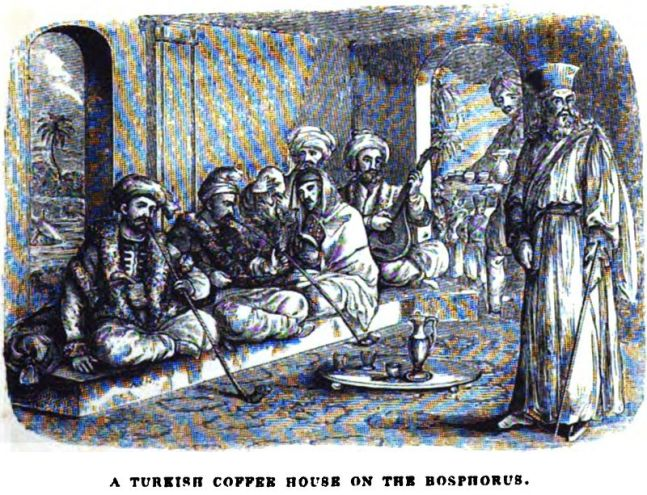 800px-A_Turkish_coffee_house_on_the_Bosphorus._Edmund_Spencer_(capt.)._Travels_in_the_western_Causasus.1838._cover
