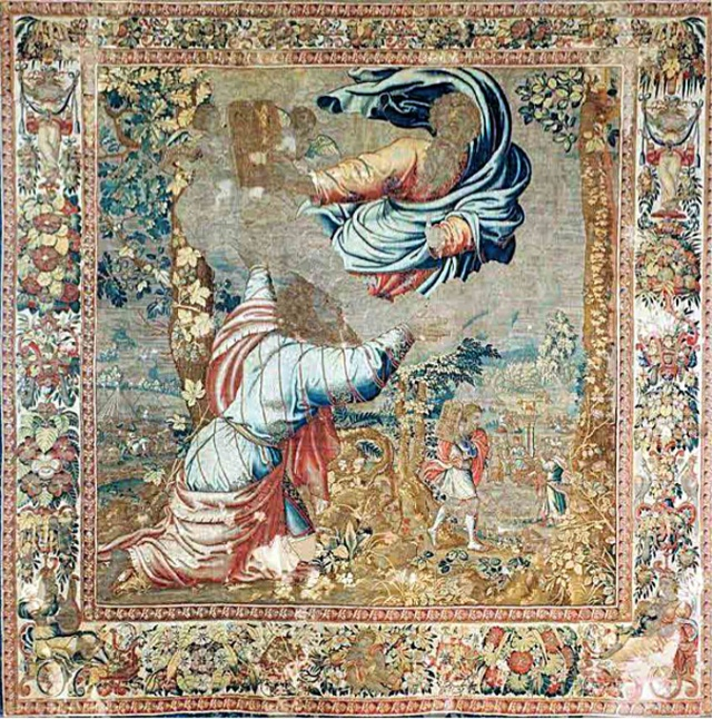 Krakow tapestries