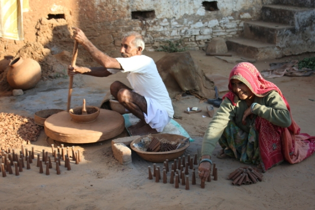 Katrathal potter making chillums IMG_1018Anurag Priya