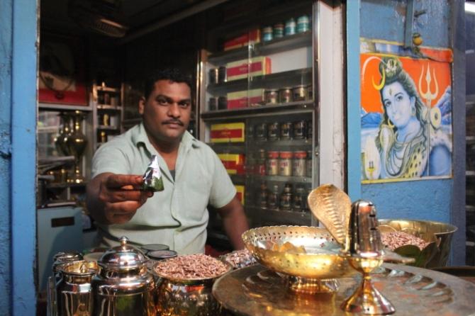 Lucknow Pan  Bhandar Jamshedpur IMG_6445