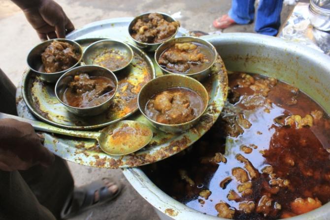 Ramesh Kulfi Mutton Atthe Jamshedpur IMG_6714