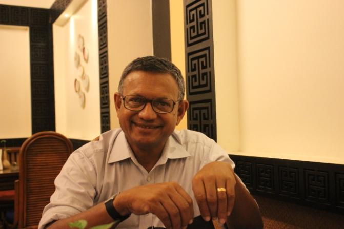 Ronald D'Costa Boulevard Hotel Jamshedpur IMG_6772