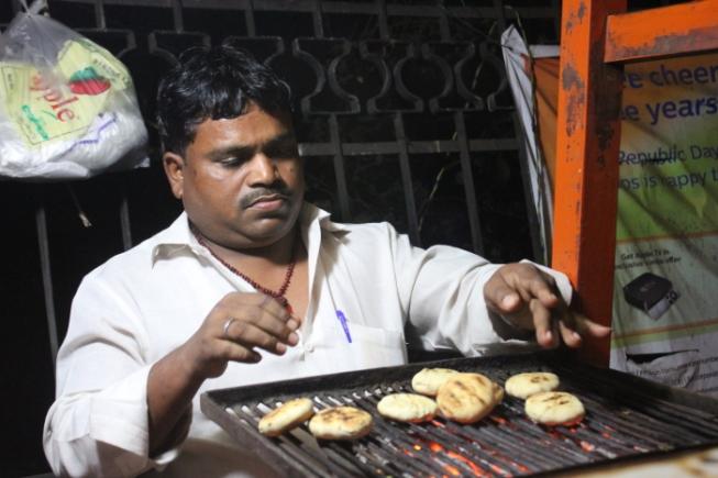 Surendar Kewat's Litti Jamshedpur IMG_7005