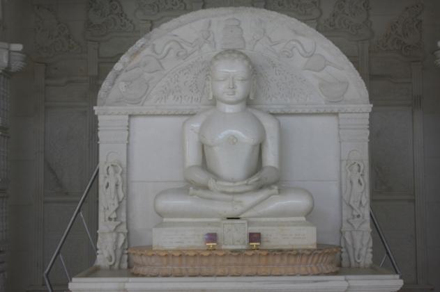 Bihar_Vaishali Lord Mahavira's birthplace Baso Kund IMG_7250_Anurag & Priya