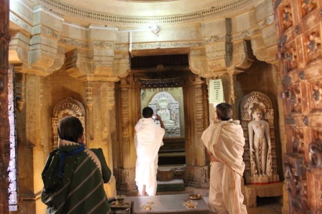 Rajasthan_Jaisalmer Fort Jain temple IMG_2516_Anurag & Priya