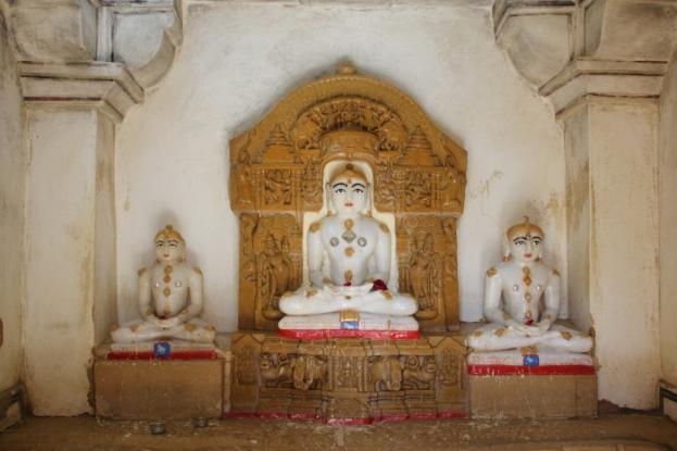 Rajasthan_Lodhruva Jain temple idols IMG_9344_Anurag & Priya