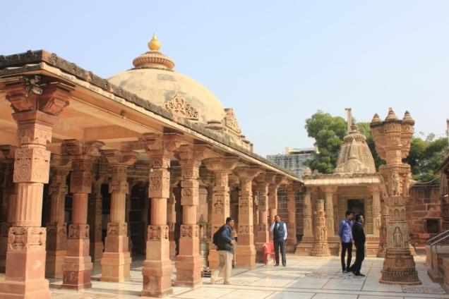 Rajasthan_Osian Mahavira Jain Temple IMG_0061_Anurag & Priya