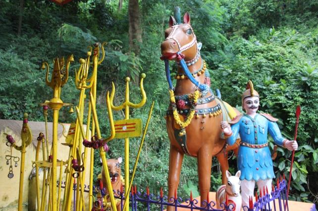 Ayyanar shrines Tamil Nadu