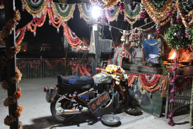 Bullet Bana temple Rajasthan IMG_1098