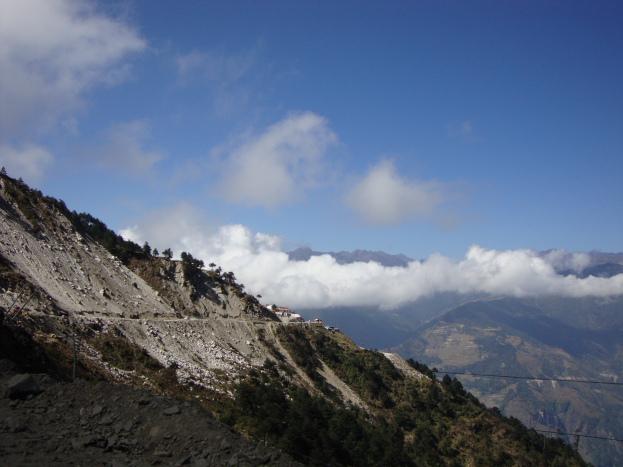 Jaswantgarh Memorial Arunachal DSC02808