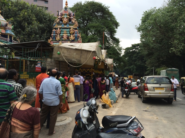 Traffic Ganesha Bengaluru
