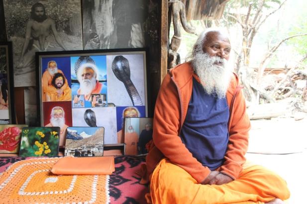 IMG_7994 Swami Sundaranandji at Gangotri