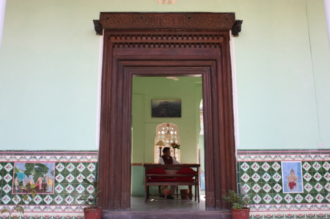 Bagar Piramal Haveli renovated by Neemrana into a hotel IMG_0125_Anurag Priya
