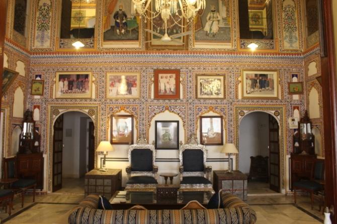 Castle Mandawa hall IMG_7193_Anurag Priya