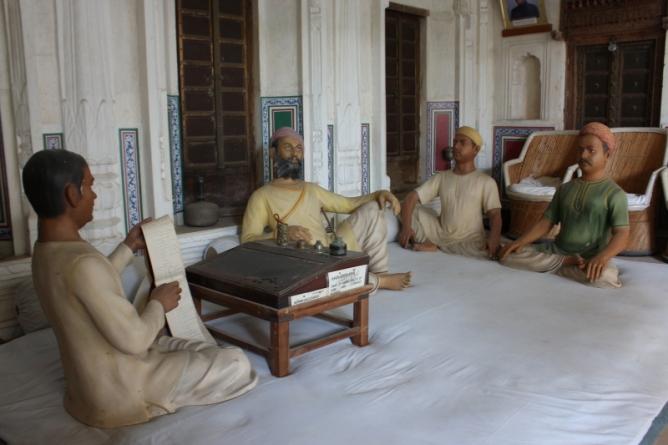 Dundlod Seth Arjun Das Goenka Haveli Museum IMG_1457_Anurag Priya