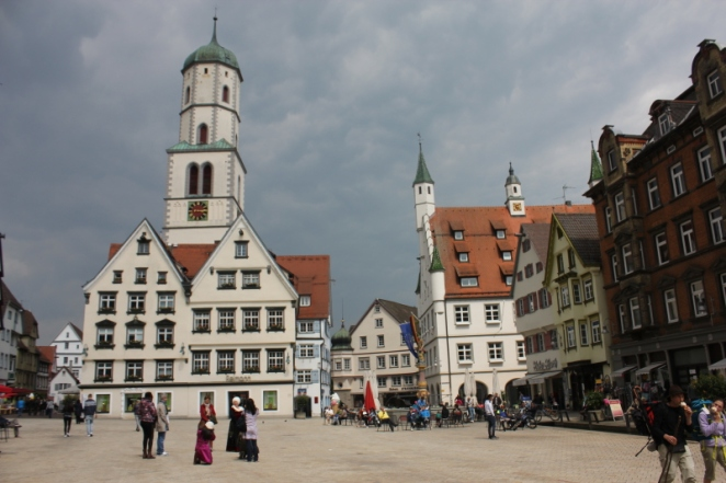 Biberach-Marktplatz or town square IMG_0781_Anurag Mallick