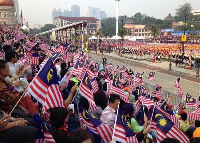 Merdeka Day Malaysia