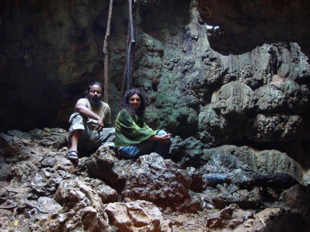 Caving in Meghalaya-Mawsmai Caves DSC01373