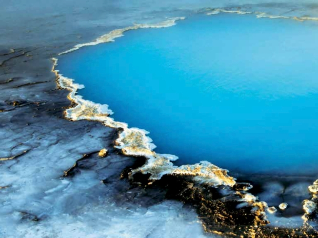 Pamukkale Turkey Thermal bath