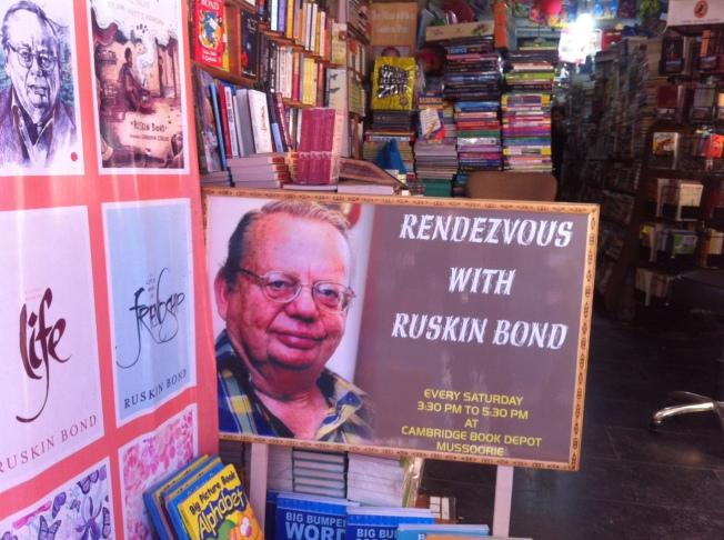 Ruskin Bond_Anurag Mallick