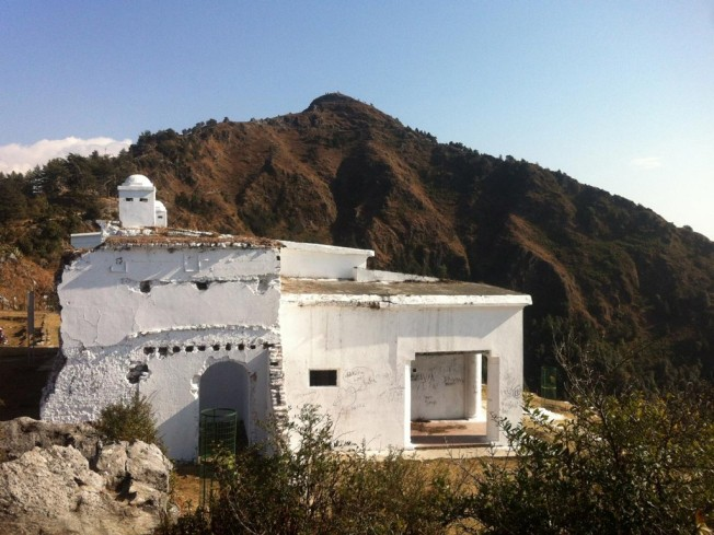 Sir George Everests House-Anurag Mallick