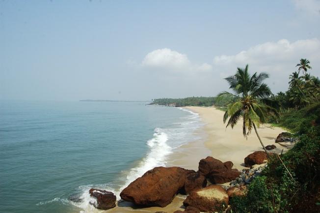 Kannur Thottada beach