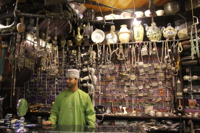 Muttrah souk Oman IMG_1735