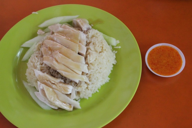 Tian Tian's Chicken Rice IMG_0561