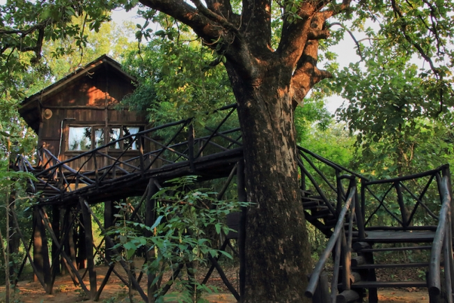 Treehouse Hideaway Bandhavgarh