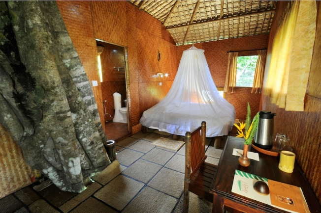 Vythiri Tree House Interior