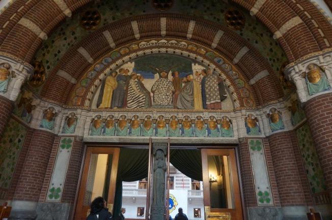 DSC03058-Ornate entry of City Hall