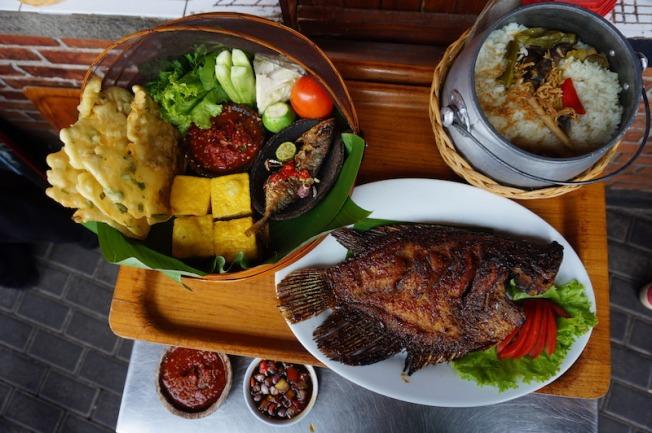Sundanese cuisine DSC00670