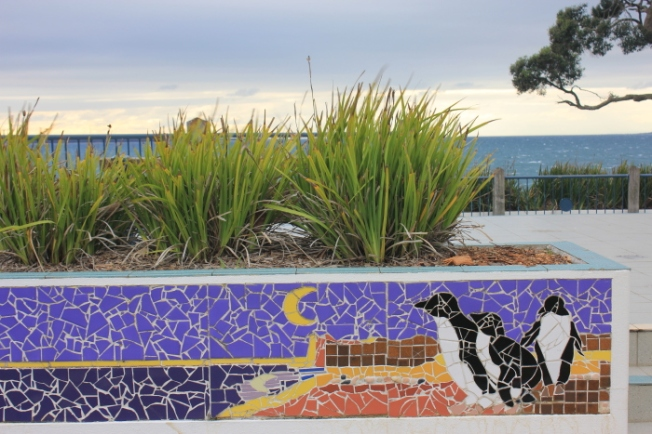 Cowes penguin art on The Promenade IMG_5761_Phillip Island-Anurag Mallick