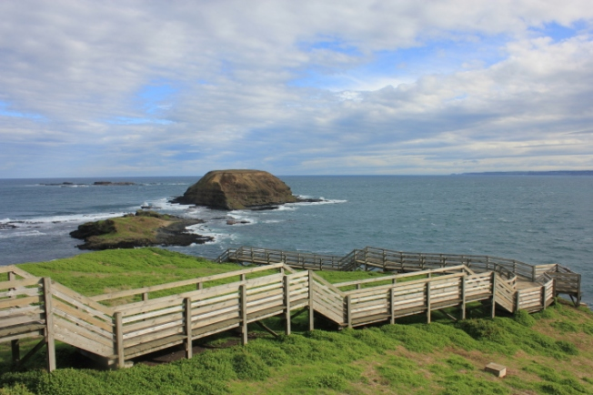 Nobbies Centre boardwalk IMG_5701_Phillip Island-Anurag Mallick