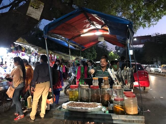 Ahmedabad Law Garden snacks IMG_7450