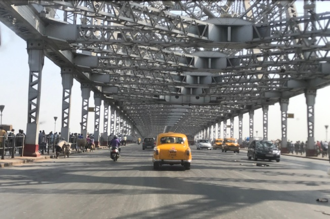 Howrah Bridge Kolkata IMG_0001