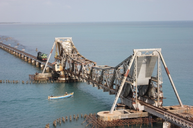 Pamban Railway Bridge IMG_2153