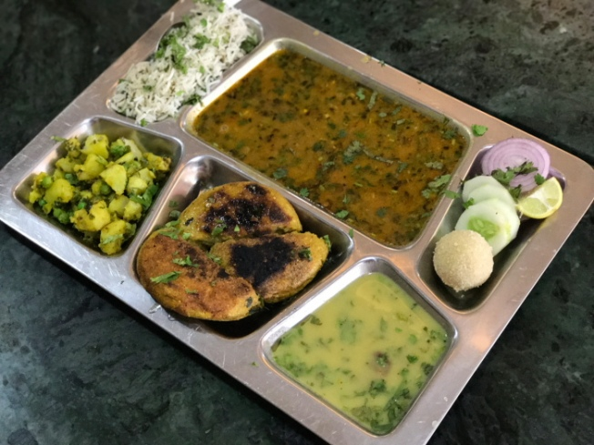 Dal paniya thali at Mandu IMG_5115_Anurag Mallick