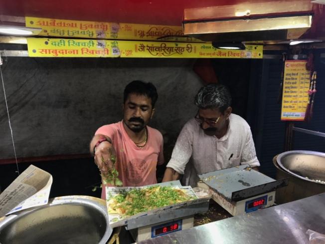 Sawariya Seth ki sabudana khichdi IMG_3446_Anurag Mallick