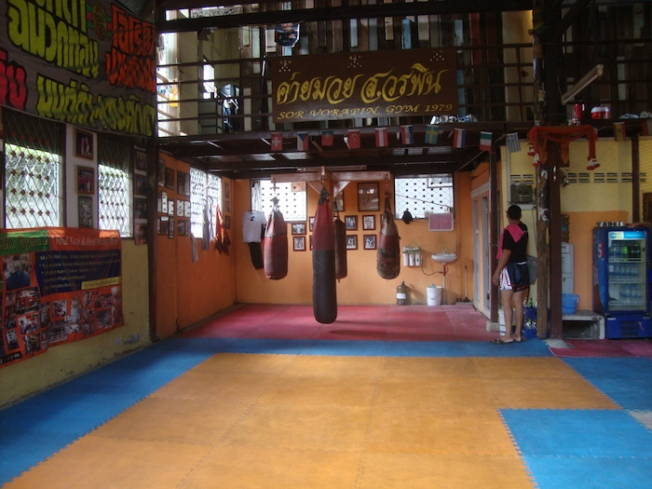 Muay Thai Boxing School DSC00548