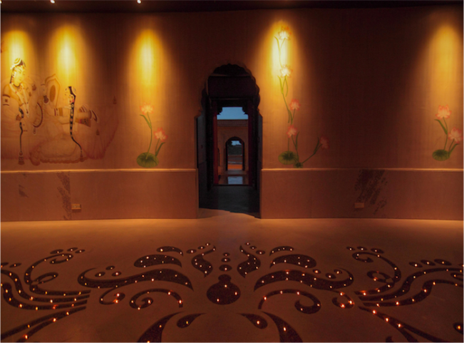 Rait Spa, Suryagarh Jaisalmer_Entrance