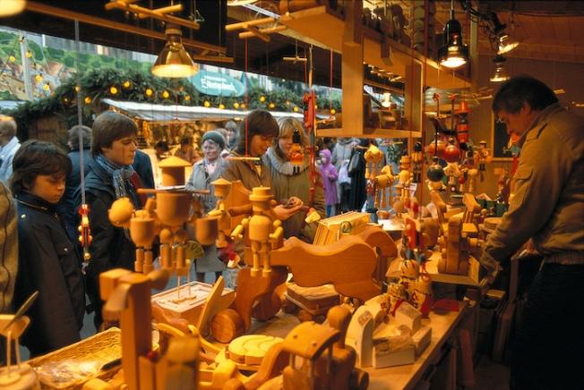 Essen/Ruhr area: Christmas market