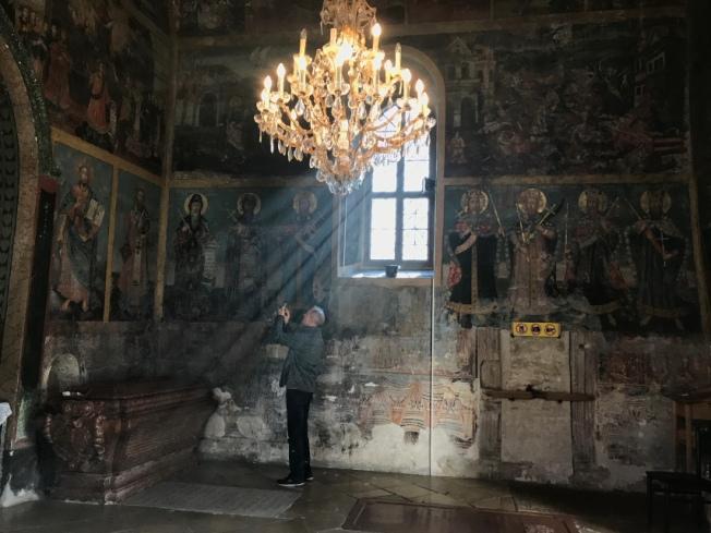 Krusedol monastery frescoes IMG_1964_Anurag Mallick