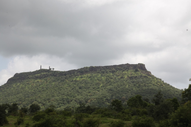 Aseergharh Fort WallbarhampurONE 419